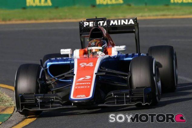 Wehrlein se quejó de la degradación en Australia - LaF1