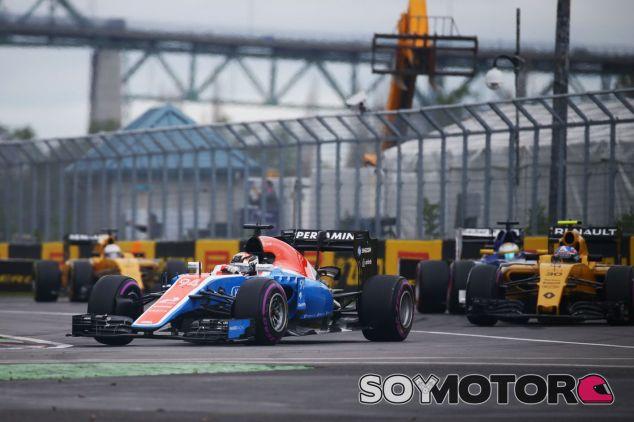 Wehrlein espera ser más competitivo en el GP de Europa - LaF1