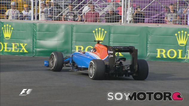 Wehrlein abandonó a falta de diez vueltas - LaF1
