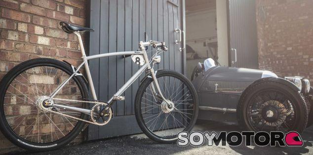 Morgan y Pashley Cycles se unen para crear unas bicicletas muy especiales - SoyMotor.com