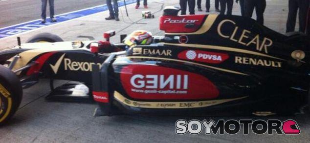 Lotus soluciona los problemas con Renault - LaF1