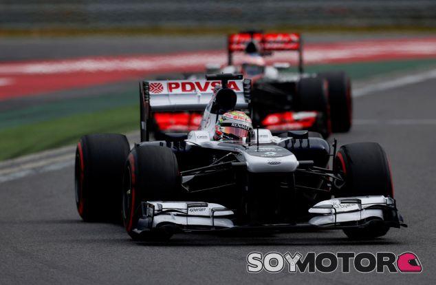 Pastor Maloonado en el Gran Premio de Corea - LaF1