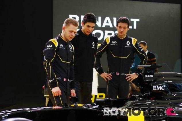 Magnussen y Palmer se sienten afectados por Maldonado - LaF1