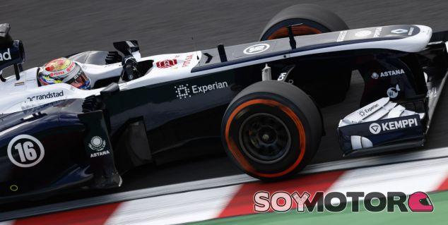 Williams en el GP de Japón F1 2013: Viernes