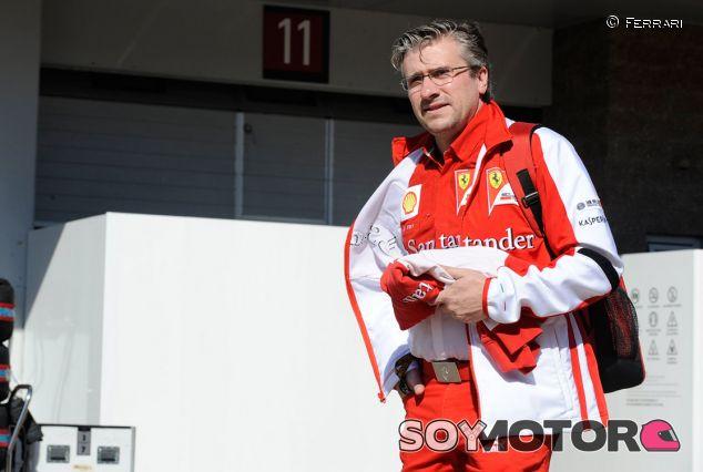Pat Fry, director técnico de Ferrari - LaF1