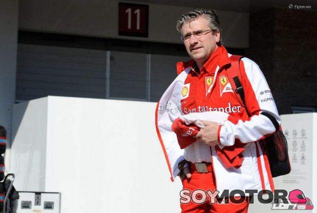Pat Fry, director de ingeniería de Ferrari - LaF1