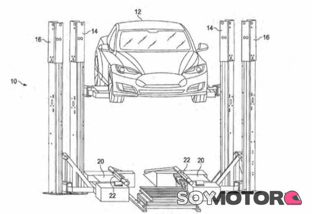 Patente Tesla - Soymotor.com