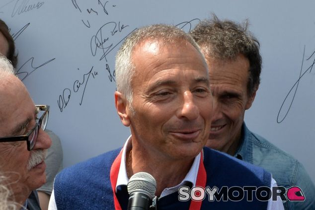 Riccardo Patrese - SoyMotor.com