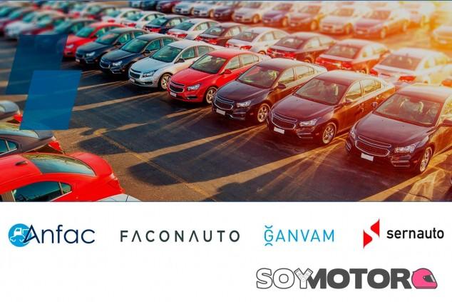 Las patronales reunidas en la Mesa de la Automoción - SoyMotor.com
