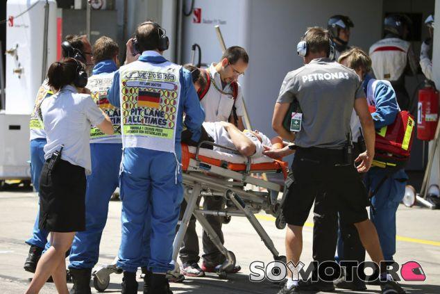 Paul Allen sigue en el hospital de Coblenza