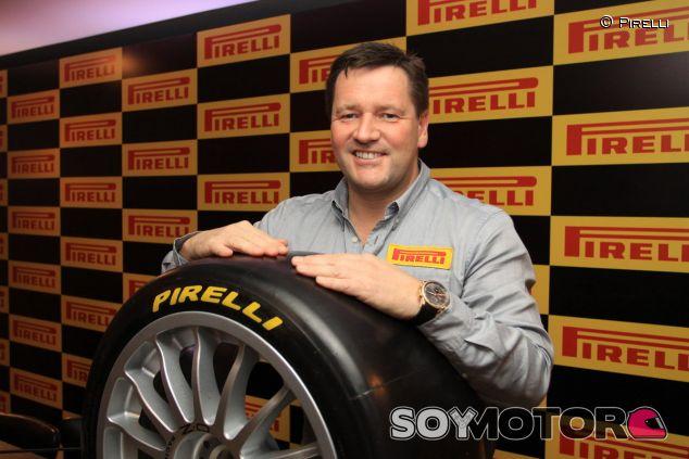 Hembery ha conseguido lo que quería: más tiempo de pruebas en el asfalto - LaF1