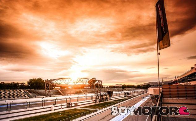 Imagen del trazado de Paul Ricard - LaF1