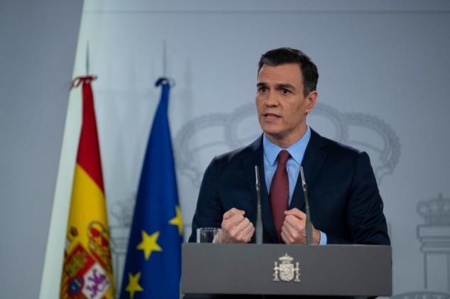 Pedro Sánchez en una imagen de archivo - SoyMotor.com