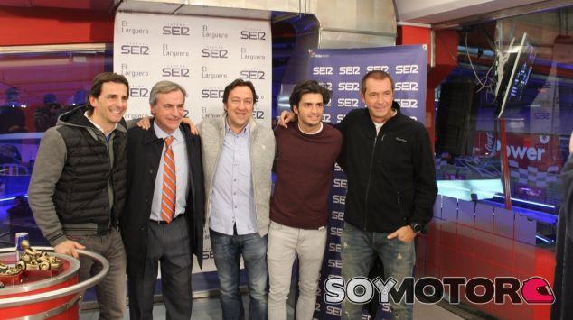 """Sainz: """"Cuando lucho contra Alonso no pienso en él, si no flaquearía"""" - SoyMotor.com"""