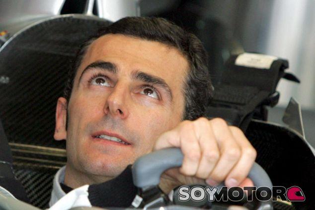 Pedro de la Rosa - LaF1.es