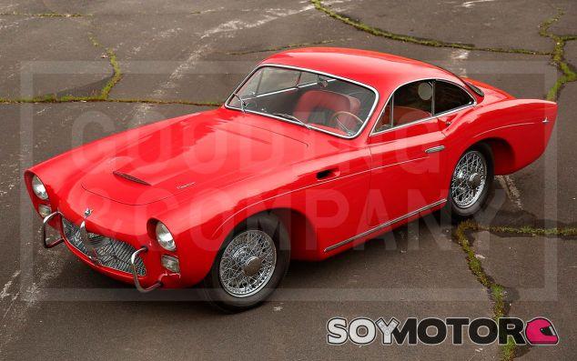 Pegaso Z-102b subastado por Gooding & Company - SoyMotor.com