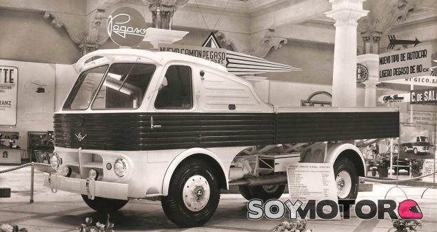 Camión Pegaso Diesel Z-207 - SoyMotor.com