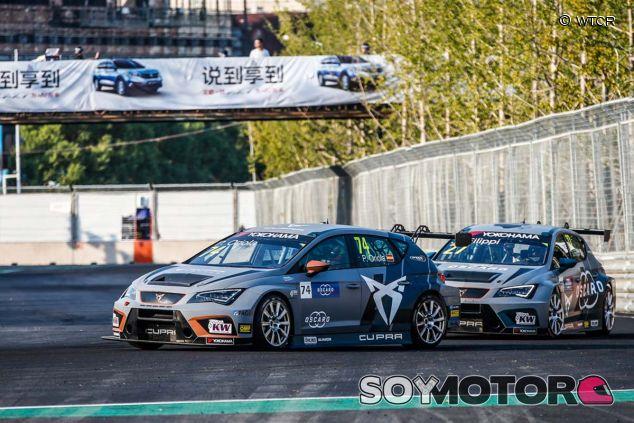 WTCR: Pepe Oriola y Cupra, segundos en Wuhan - SoyMotor.com