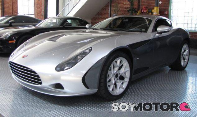 Perana Z-One Zagato - SoyMotor.com