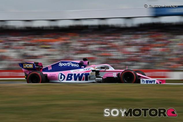 Sergio Pérez ultima los detalles de su renovación con Racing Point - SoyMotor.com