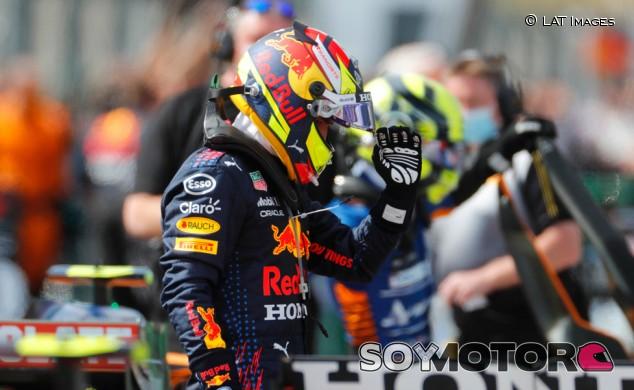 Sergio Pérez, elegido piloto del día del GP de Portugal F1 2021 - SoyMotor.com