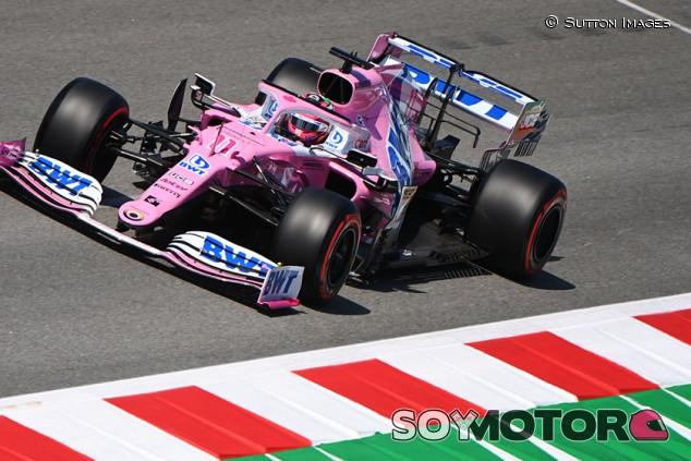Racing Point en el GP de España F1 2020: Sábado - SoyMotor.com
