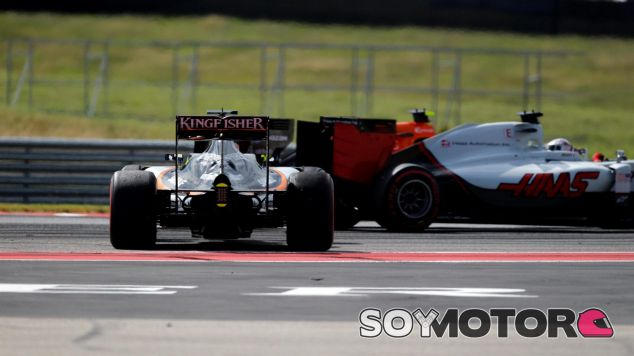 Force India ha tenido una carrera para olvidar - LaF1