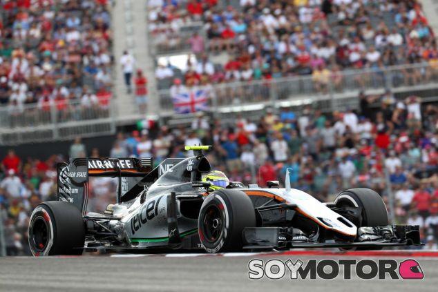 Pérez será el centro de atención del GP de México - LaF1