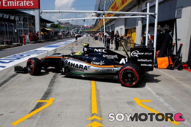Pérez tomará una decisión antes del GP de Malasia - LaF1