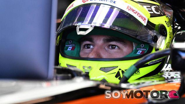 Pérez se mantiene prudente con el ritmo de Force India en Spa - LaF1