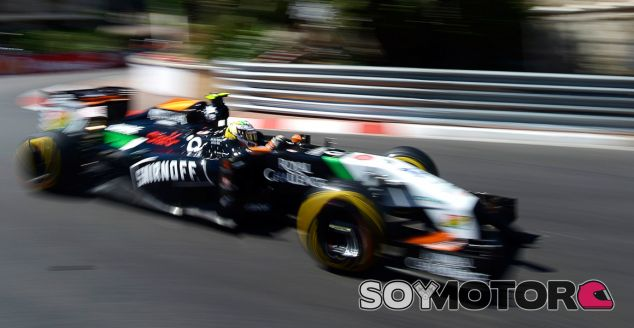 Force India en el GP de Canadá F1 2014: Previo