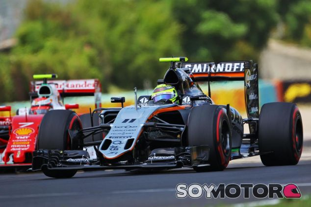 Pérez espera seguir en Force India - LaF1