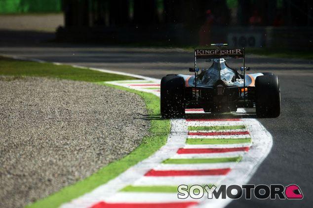 Force India trabajará esta noche para mejorar el monoplaza - LaF1