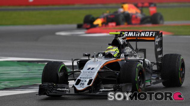 Pérez no confirma su continuidad con Force India en 2017 - LaF1