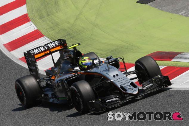 Pérez espera repetir puntos en Malasia - LaF1