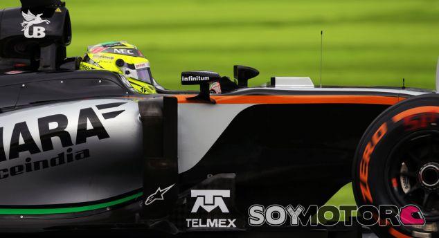 Pérez saldrá sexto por la sanción a Vettel - SoyMotor.com