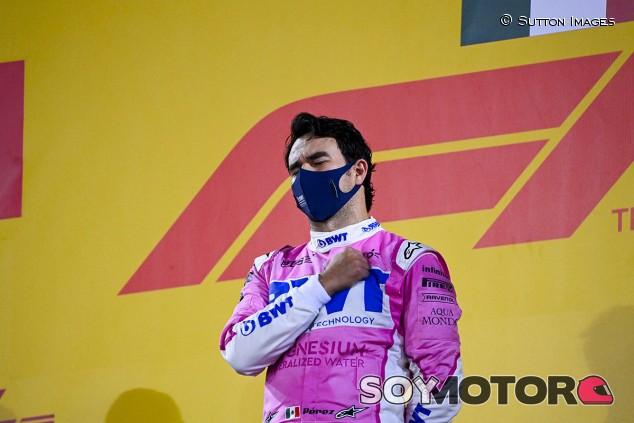 Pérez gana y Russell barre a Bottas en un loco GP de Sakhir - SoyMotor.com