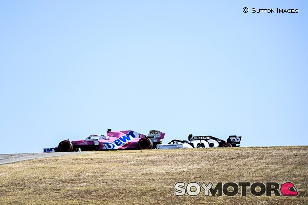 Racing Point, disconforme con la amonestación de Portugal a Pérez - SoyMotor.com