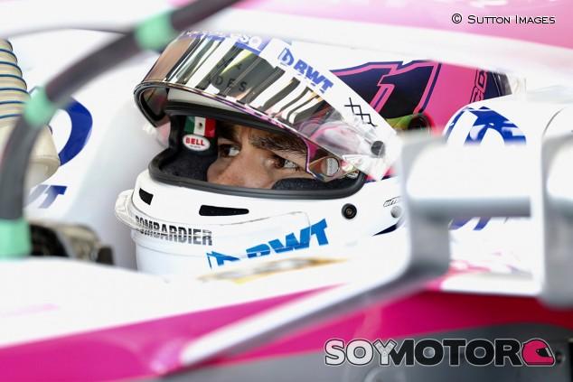 Racing Point en el GP de Francia F1 2019: Sábado - SoyMotor.com