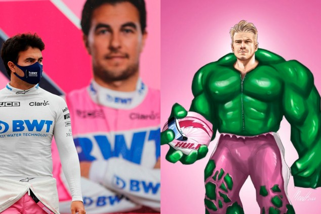 OFICIAL: Pérez, positivo; Hülkenberg correrá el GP del 70º Aniversario - SoyMotor.com