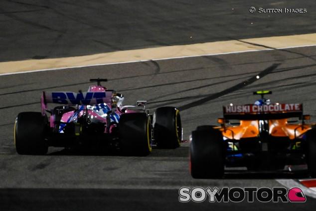 Racing Point golpea: el tercer mejor equipo se decidirá en Abu Dabi - SoyMotor.com