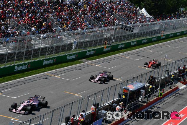"Lauda: ""Force India dio a Vettel un mejor resultado, Pérez fue egoísta"" - SoyMotor.com"