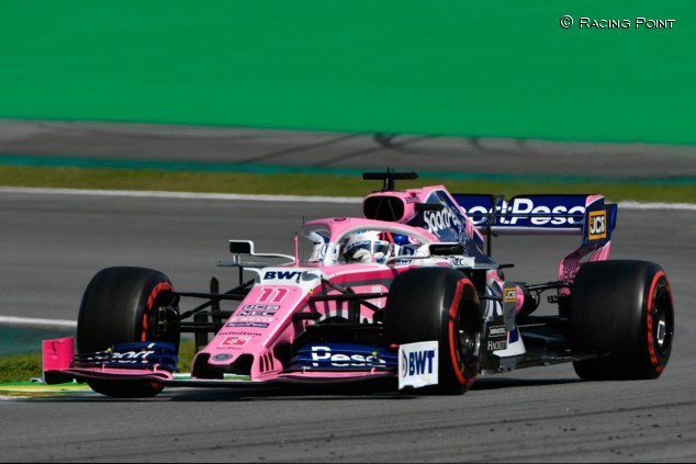 Racing Point en el GP de Abu Dabi F1 2019: Previo - SoyMotor.com