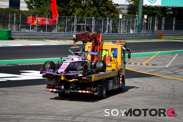 Racing Point en el GP de Italia F1 2019: Sábado - SoyMotor.com