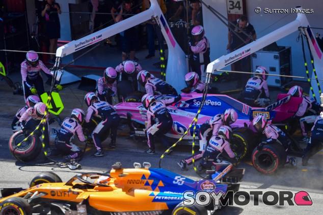 """Pérez: """"Podemos alcanzar a McLaren"""" - SoyMotor.com"""