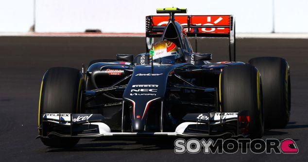 Gutiérrez, cerca de abandonar Sauber a final de temporada