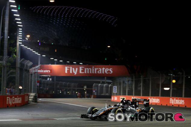 Sergio Pérez tenía ritmo para llegar a la Q3, pero saldrá 13º - LaF1