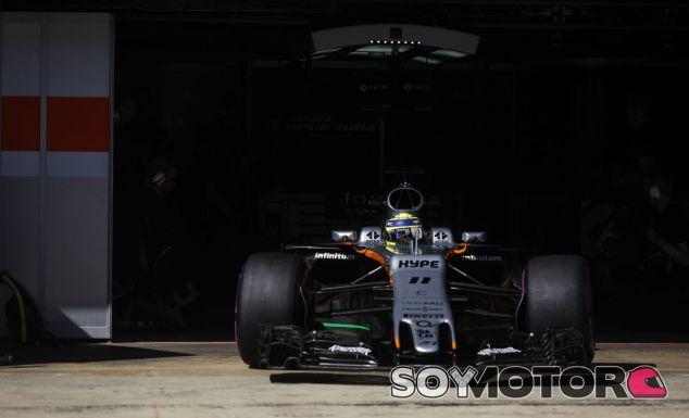 MEZA Sports, nuevo socio de hospitality de Force India - SoyMotor