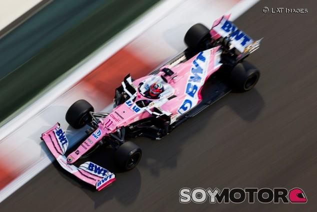 Racing Point en el GP de Abu Dabi F1 2020: Viernes - SoyMotor.com