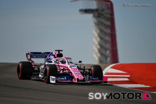 Racing Point en el GP de Estados Unidos F1 2019: Sábado – SoyMotor.com